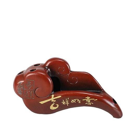 ZCF Estuche para tarjetas de viento chino Soporte de la ...