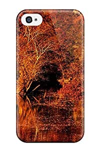 Hot NjabhPu3560JqBCY Scenic Earth Nature Scenic Tpu Case Cover Compatible With Iphone 4/4s