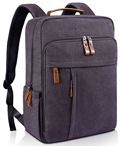 Estarer Computer Backpacks w/USB Charging Port for College Travel Outdoor Every Carrying Water...