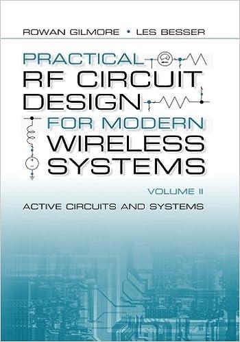 现代无线系统射频电路实用设计