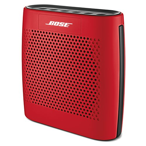 017817647144 - Bose SoundLink Color Bluetooth Speaker (Red) carousel main 0