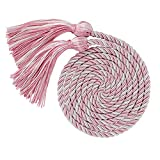 "GraduationMall Graduation Honor Cord 68"" PinkWhite"