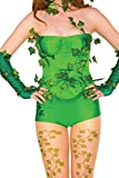 Rubie's Costume Co Women's Deluxe Corset - Poison Ivy - Small Medium