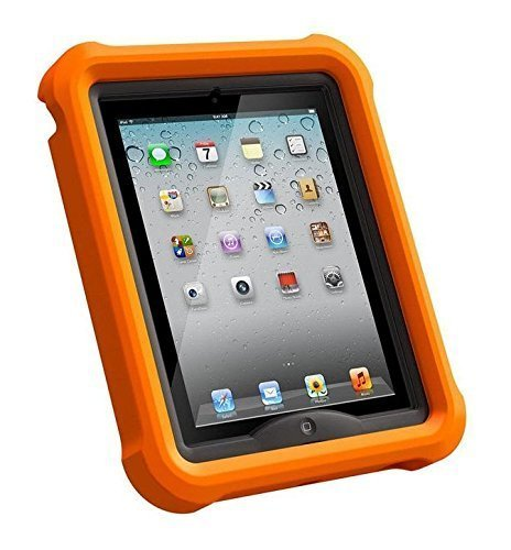 LifeProof 1136 LifeJacket for Apple iPad (1st Generation) - Orange (Requires LifeProof Nuud Ipad Case for Use)