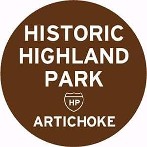 Artichoke - Historic Highland Park - Amazon.com Music