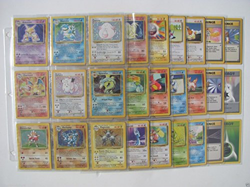 Pokemon COMPLETE BASE SET 102/102 CARDS Holos Charizard