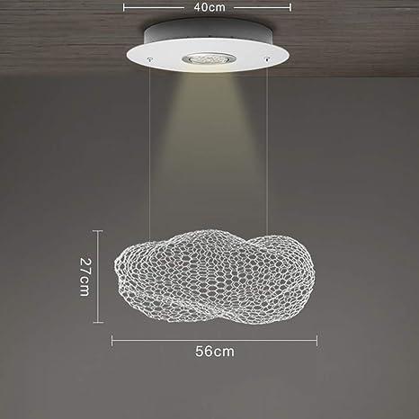 Foco de techo LED Lámpara de mesa de comedor Lámpara ...