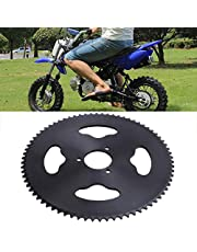 Sprocket, Stable Durable 74T Sprocket, Small Pit‑Type Motorcycle for Small Motorcycle Four‑Wheel Drive All‑Terrain Vehicles