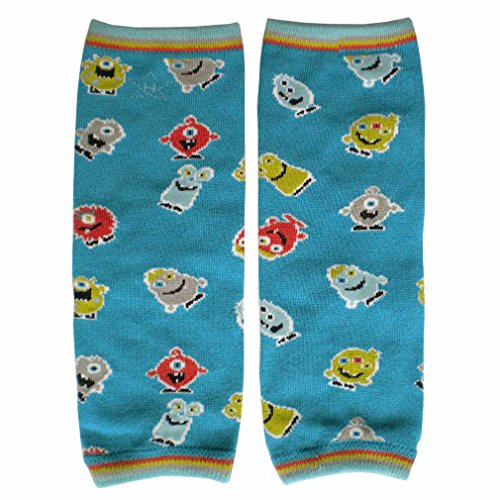 Huggalugs Baby Boys Monster Legwarmers (Monster Leg Warmers)