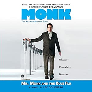Mr. Monk and the Blue Flu Audiobook
