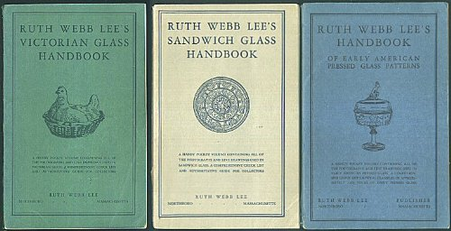 Ruth Webb Lee's Sandwich Glass Handbook / Victorian, used for sale  Delivered anywhere in USA