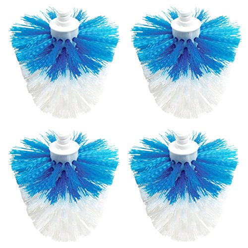 OXO Good Grips Toilet Brush Replacement Head (Set of 4)