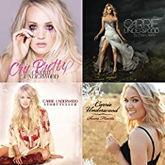 From Idol beginnings to chart-topping success, Carrie Underwood is a country music superstar.