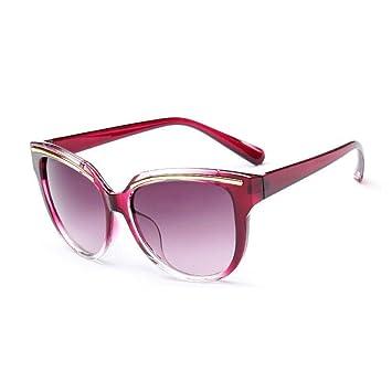 LLLM Gafas de sol Gafas de Sol para Mujer Gafas de Sol con ...