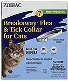 Zodiac Breakaway Flea and Tick Collar for Cats, 13'