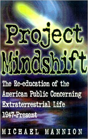 Project Mindshift By Michael Mannion 2000 02 15 Amazon Books