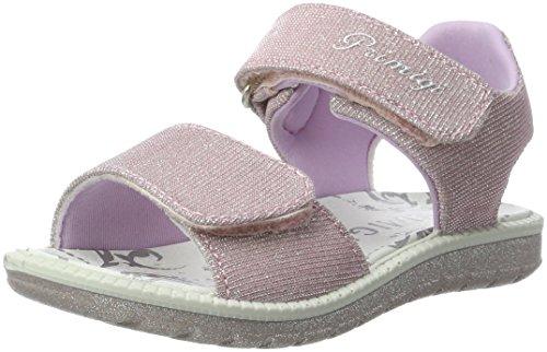 Primigi Mädchen Pat 7617 Offene Sandalen mit Keilabsatz Pink (CIPRIA)