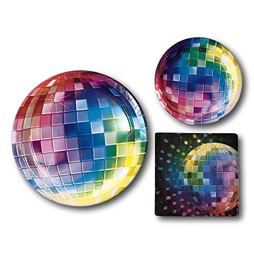 Disco Fever Ball 60's 70's 80's Themed Birthday