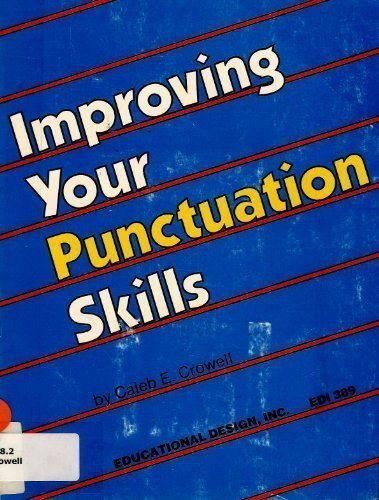 Improving Your Punctuation Skills