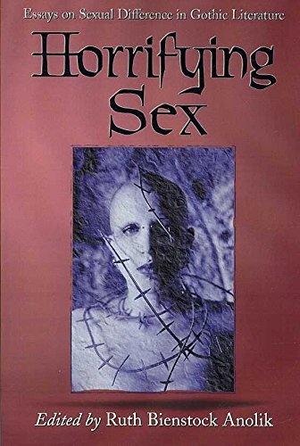 Horrifying Sex Essays On Sexual Difference In Gothic Literature By Ruth Bienstock Anolik Published September 2007 Bücher