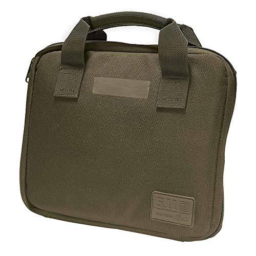 5.11 Single Pistol Soft Tactical Case, Style 58724, TAC OD ()