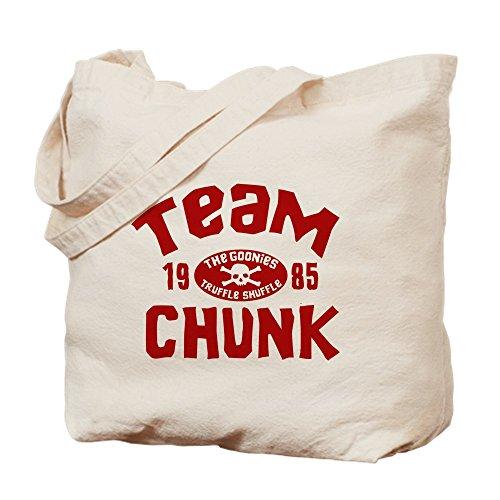 CafePress The Goonies??? Natural Canvas Tote Bag, Cloth Shopping Bag ()