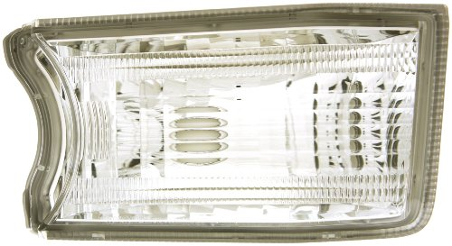 Lens Turn Genuine Signal - Genuine Toyota Parts 81511-35340 Passenger Side Front Signal Light Lens/Housing