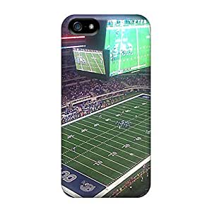Ifans Snap On Hard Case Cover Dallas Cowboys Protector For Iphone 5/5s