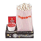 Movie Night Snack Trays (set of 12) Includes cup holder, a pocket for popcorn and place for candy