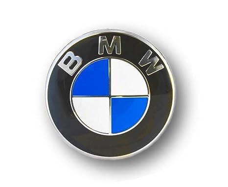 BMW Original 64,5 mm rueda tapacubos emblema adhesivo de vinilo con sello 36136767550