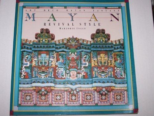 (The Mayan revival style: Art deco Mayan fantasy)