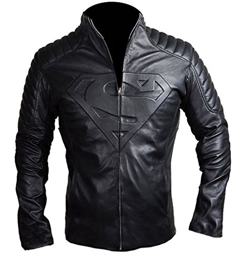 Steel Biker eGenius Jacket Man Superman Of 6wFItqnF