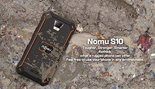 Nomu S10 Teléfono móvil 2 GB + 16 GB 1280 x 720 Resolución Quad ...