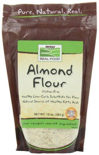 NOW Foods Almond Flour 10 Ounce
