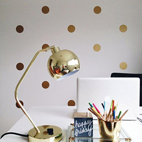 Dots Small Jug (Euone Polka Dots Wall Sticker Baby Nursery Stickers Kid Children Wall Decals Vinyl Art (A))