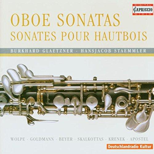 (B. Glaetzner/ H. Staemmler 20th Century Oboe Oboe)