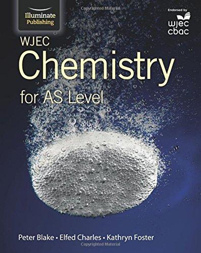 wjec chemistry for as level student book amazon co uk peter blake rh amazon co uk IGCSE Chemistry Revision SWOT- analysis