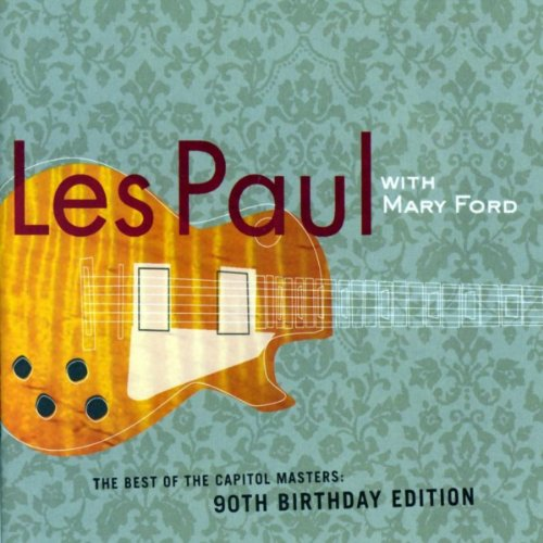 Les Paul and Mary Ford - How High The Moon