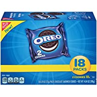 18-Pack Oreo Chocolate Sandwich Cookies, 14.04 Ounce