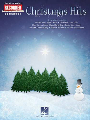 Christmas Hits: Hal Leonard Recorder ()