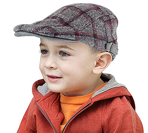 Bellady Child Kids Flat Cap Hat Gatsby Ivy