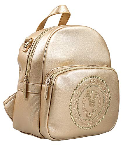 a2dd71df4570 Versace EE1VSBBR7 E901 Gold Backpack for Womens for sale Delivered anywhere  in USA More pictures. Amazon