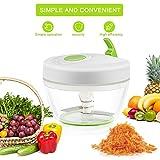 Manual Food Chopper Mini Migvela Vegetable Chopper Manual - Best Reviews Guide