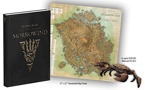 The Elder Scrolls Online: Morrowind: Prima Collector's Edition Guide