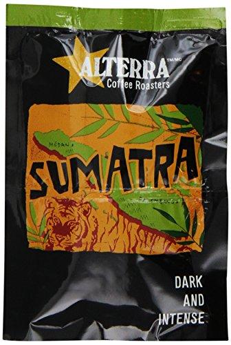 FLAVIA ALTERRA Coffee, Sumatra, 20-Count Fresh Packs (Pack of 5) (Flavia Coffee Packs)