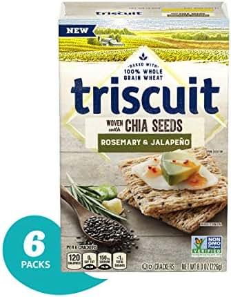 Crackers: Triscuit Seeds
