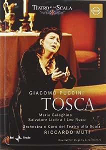 Puccini - Tosca [Alemania] [DVD]