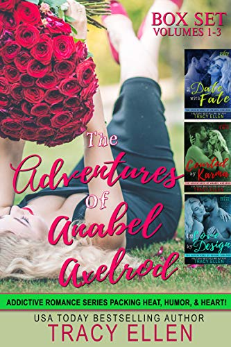Box Set: The Adventures of Anabel Axelrod (Volumes 1 - 3)