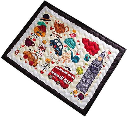 綿花世界 ベビープレイマット ベビーマット マット プレイマット 超可愛い 遊びマット