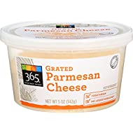 365 Everyday Value Grated Parmesan Cheese, 5 oz